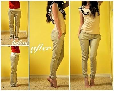 tailoring pants