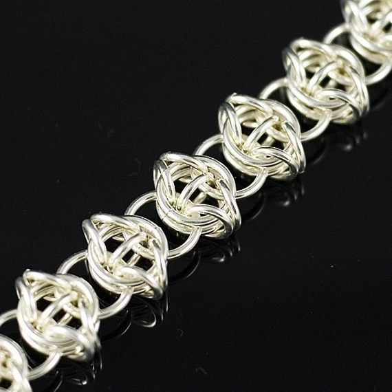 Chainmaille Tutorial Celtic Visions Chain Maille by AussieMaille