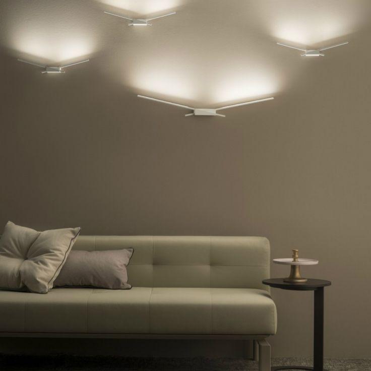 LineaLight MaeDe Wings, applique a luce led indiretta disponibile in due modelli!