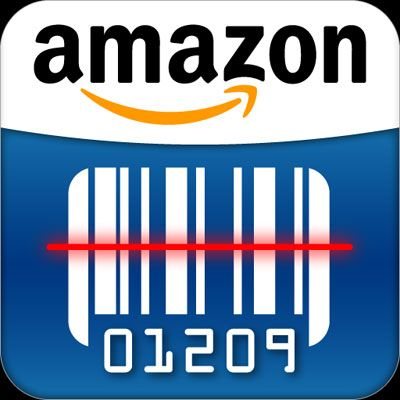 """Amazon Price Check:  """"No need to second guess a low-price guarantee with Amazon Price Check. This free app lets you hunt by product name to search its expansive database of brick and mortar stores and e-tailer prices."""" (Installed)"""