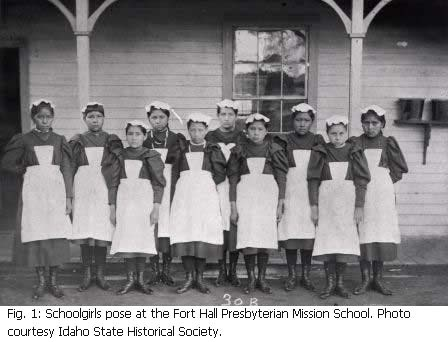 Native American Assimilation Boarding Schools