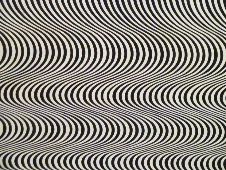 Top 48 best Bridget Riley images on Pinterest | Optical illusions  OO29