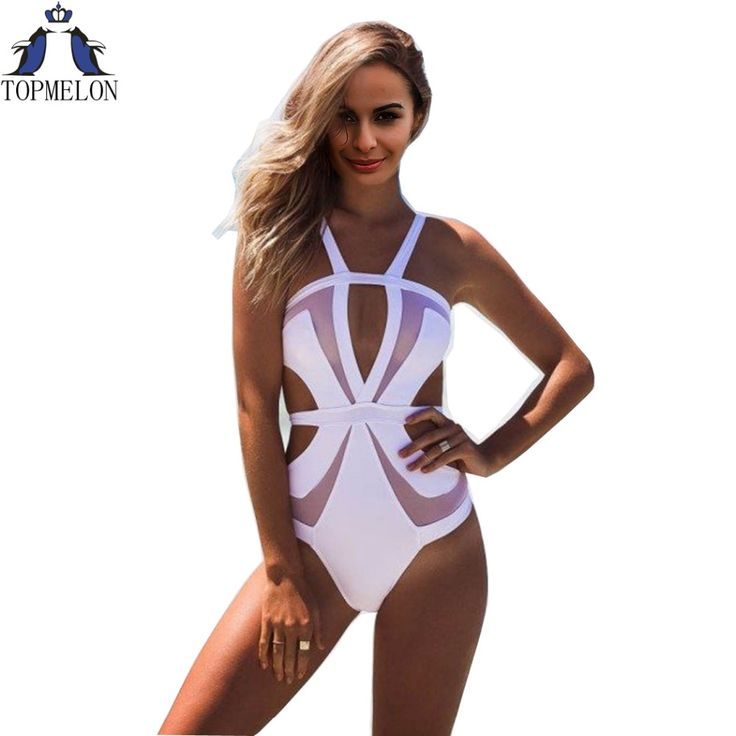 one piece swimsuit monokini biquini Beach Wear swimwear women one piece bathing suits sexy one piece swim suits for women plavky ** Click image for more details.