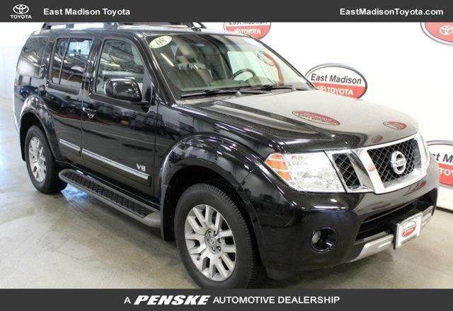 Used 2008 Nissan Pathfinder LE for sale at East Madison Toyota in Madison, WI for $13,202. View now on Cars.com.