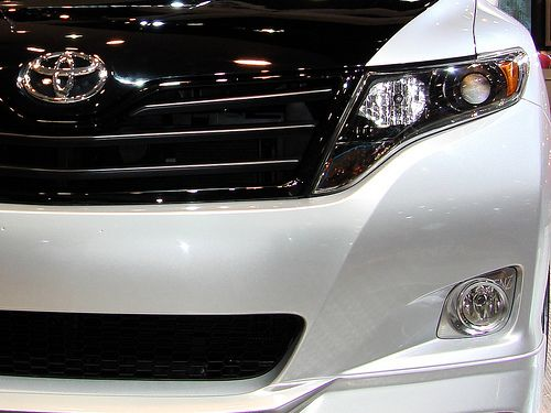 toyota venza replacement grill #3