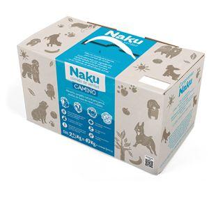 Naku - Camino Caja de 2,5 kg   Zaunk, alimento natural perro, comida deshidratada perro, pienso natural perro, pienso natural, comida natural, adiestramiento canino, cursos adiestramiento, comida sana perro