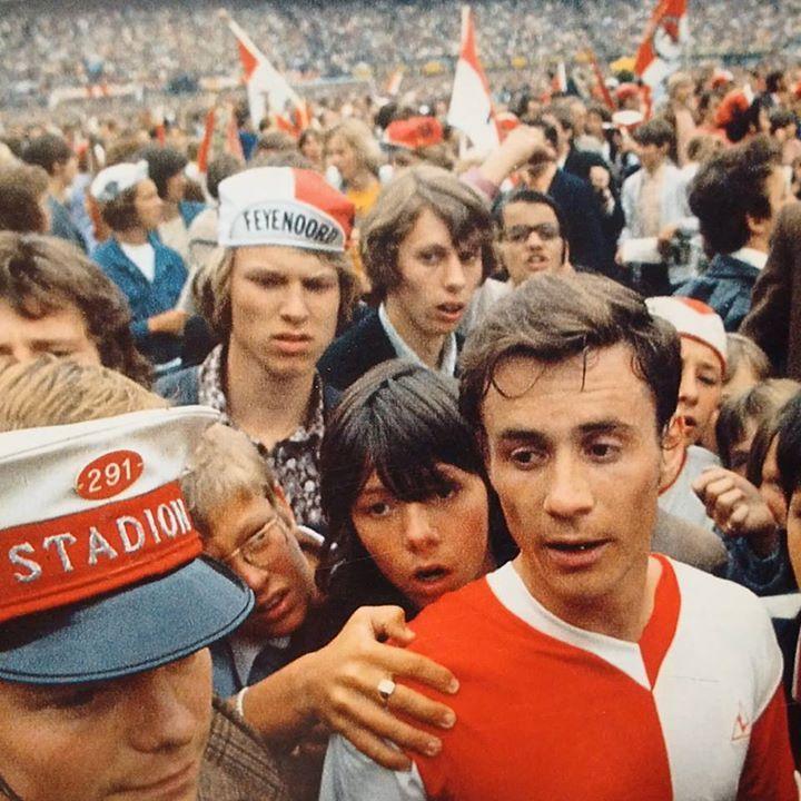 Ove Kindvall, Feyenoord (1969)