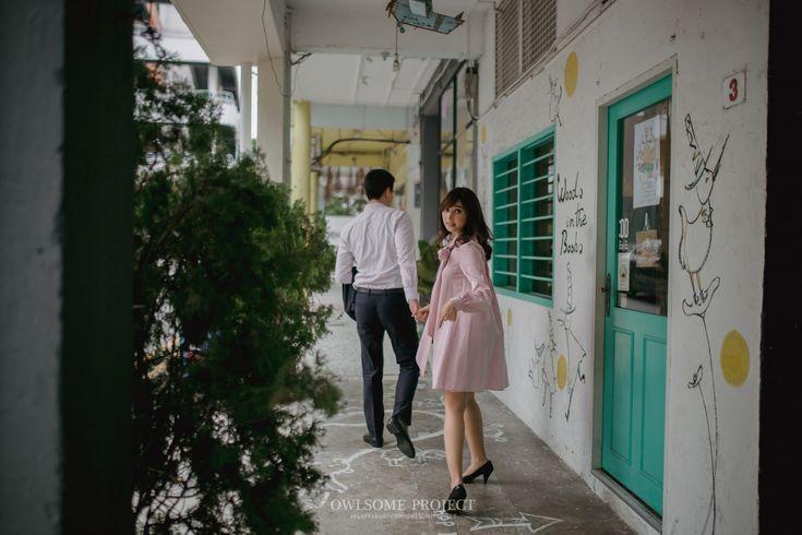 Yuk simak cerita prewedding di Singapura ala Dea dan Stu!