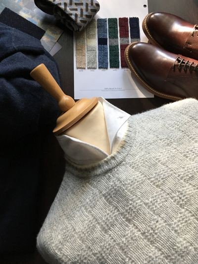 Salut-tec - Chaussure Urbaine Bouclée, Taupe, Hommes Salut-tec - Taille 12 Uk / 47 Eu - Brown