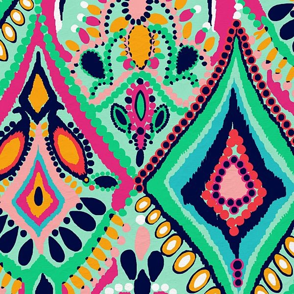 Lilly Pulitzer - Crown Jewels, Resort 2012