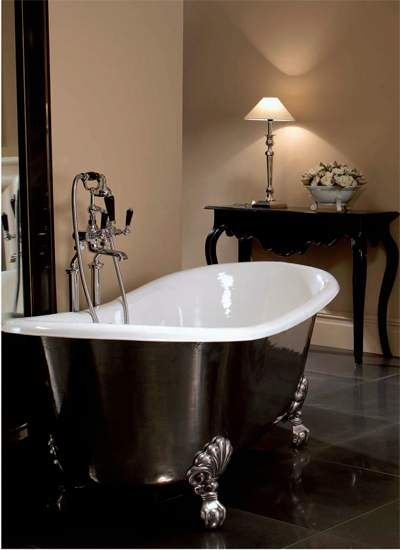 25 Best Images About Clawfoot Stand Alone Tubs On Pinterest Copper Bath T