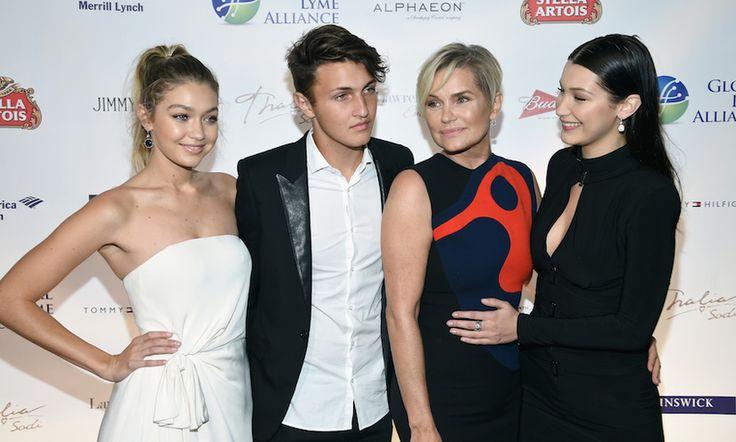 Yolanda Foster Reveals Children Bella & Anwar Hadid Suffer From Devastating Disease