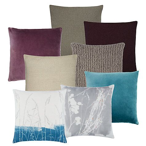 John Lewis Croft Cushion Collection