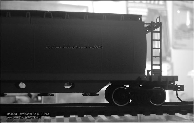 https://flic.kr/p/CQpSE9 | Kitbashing | -- Ficha Técnica Modelismo #13385-4014 Modelos Ferroviarios CEAC