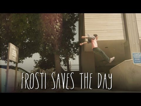 Frosti Saves The Day