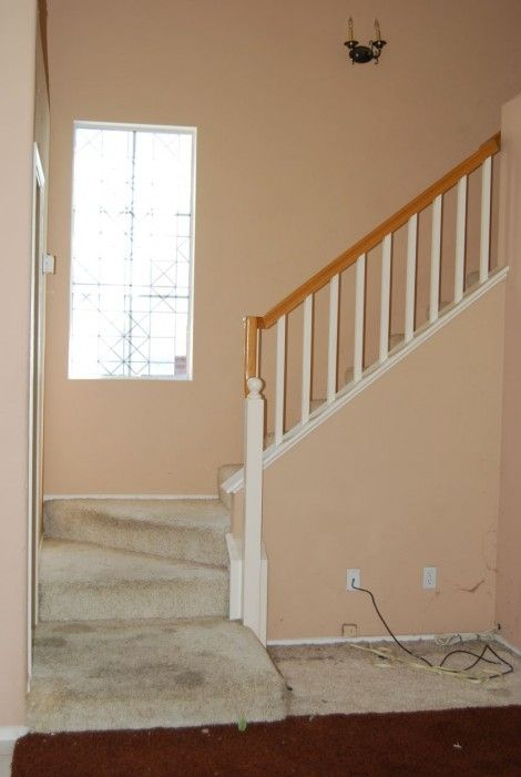 Redoing carpeted stairs ideas for the home pinterest for Ideas for redoing stairs