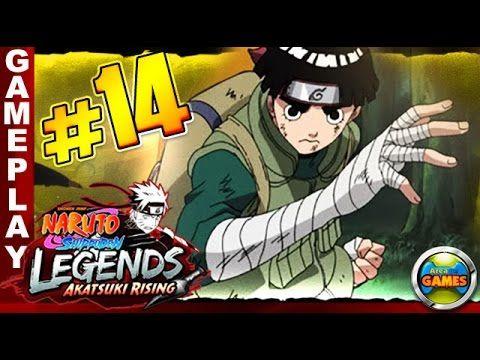 Naruto Shippuden Legends Akatsuki Rising #14 PSP Walkthrough