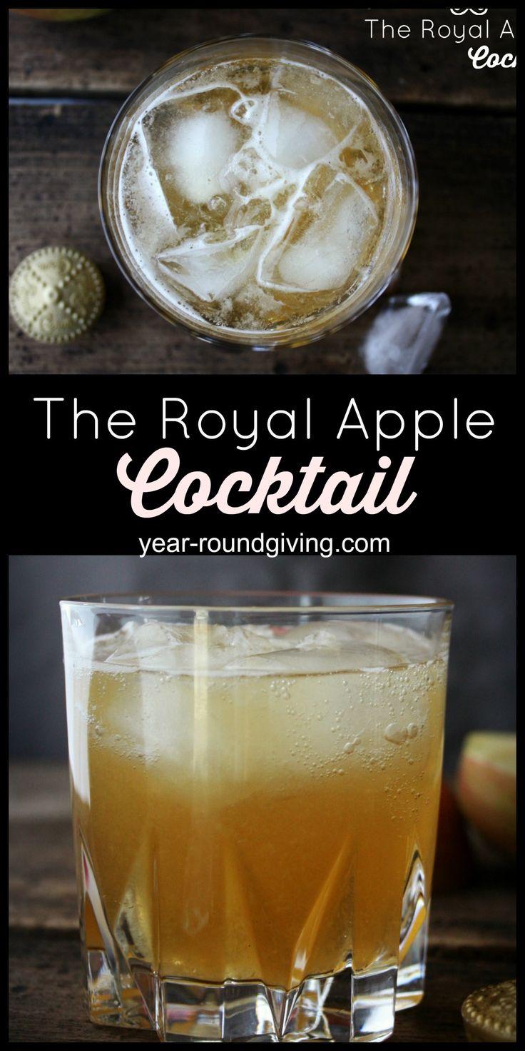 The Royal Apple Cocktail #apple #happyhour #dan330 http://livedan330.com/2015/02/22/royal-apple-cocktail/