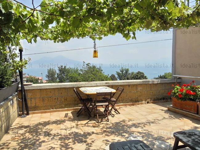 Beautiful patio in Napoli