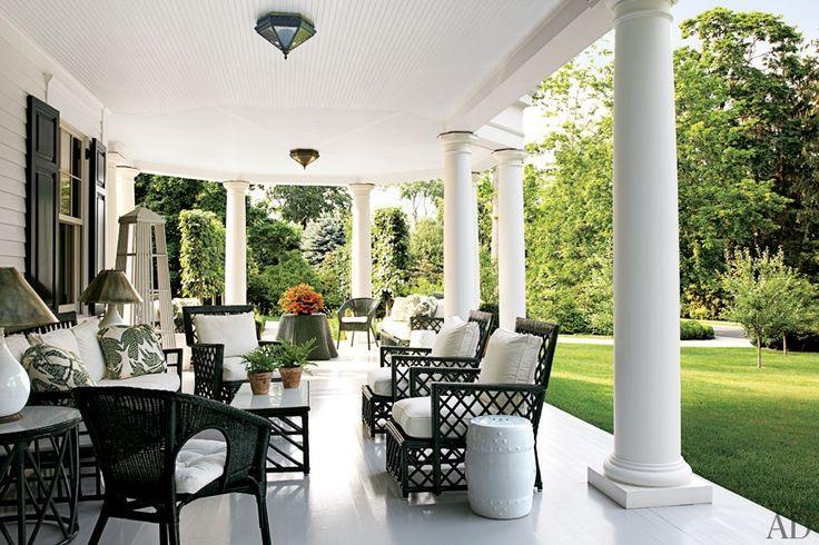 plantation style porches