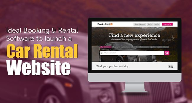 Launch your own car rental website using ‪#‎booking‬ and ‪#‎rental‬ software To know more: http://blogs.agriya.com/2015/07/04/launch-car-rental-website-using-booking-rental-software/