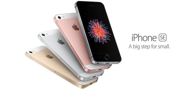 iPhone SE Sales Take Off and Phones are Out-Of-Stock