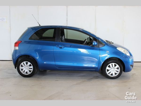 2008 TOYOTA YARIS YR for sale in $8,888 NCP90R 08 UPGRADE Manual Hatchback used @ carsguide.com.au