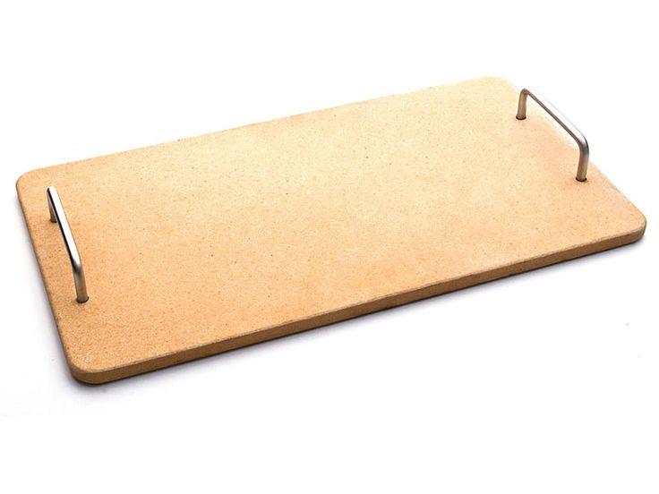 CADAC Pečící kámen, keramická deska 48 x 27 cm