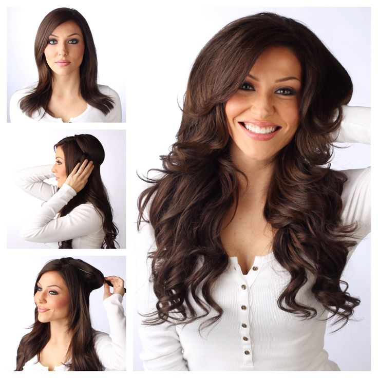 Image result for halo hair extensions
