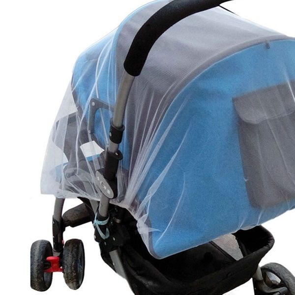 Safe Baby Carriage Insect Full Cover Mosquito Net Baby Stroller Bed Netti In 2020 Mosquito Net Baby Baby Strollers Baby Carriage
