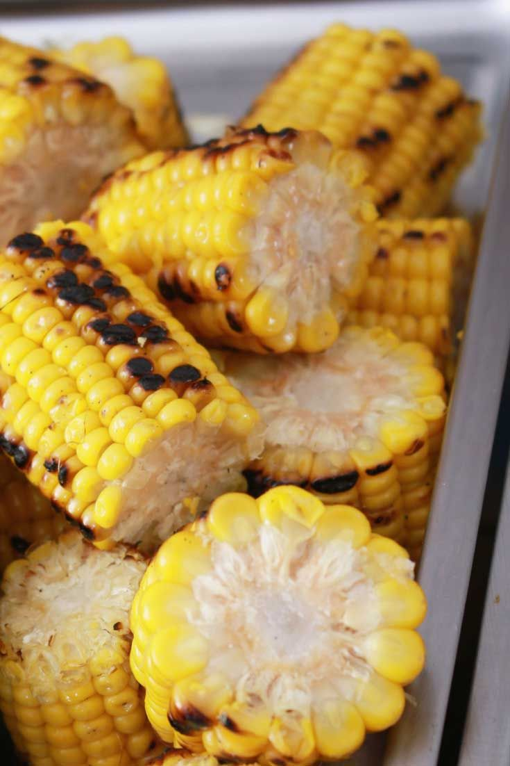 Make Air Fryer Roasted Corn today, you will be amazed how easy it is to make flavorful roasted corn in your Air Fryer.