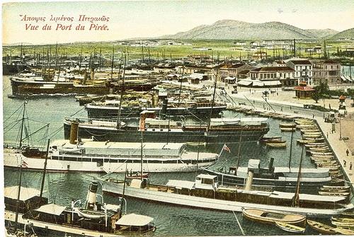 Πειραιάς 1900