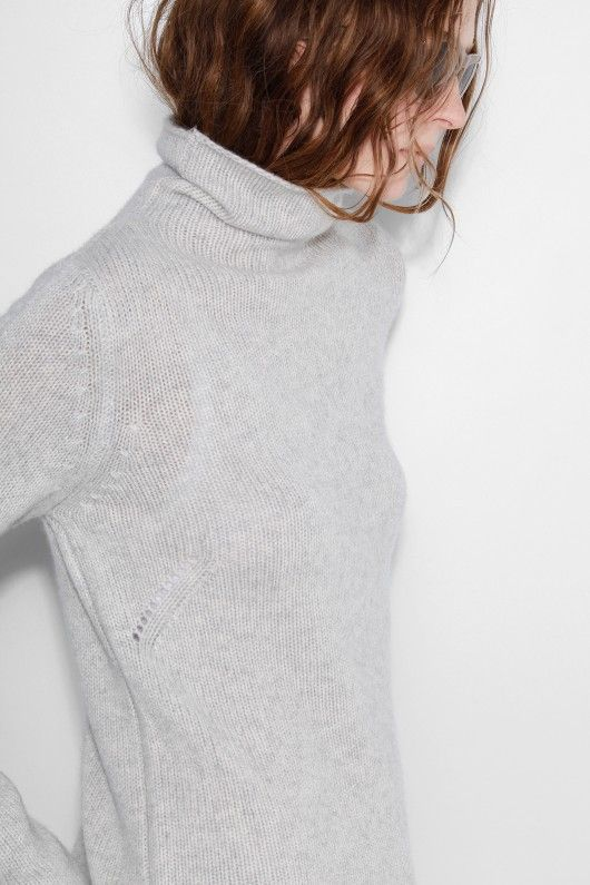 Zadig and Voltaire cashmere sweaters