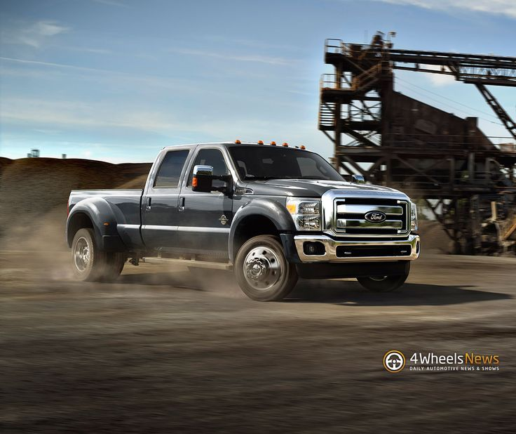 Ford commercials to tout 31,200-lbs towing capacity of the F-450  http://www.4wheelsnews.com/ford-commercials-to-tout-31200-lbs-towing-capacity-of-the-f-450/