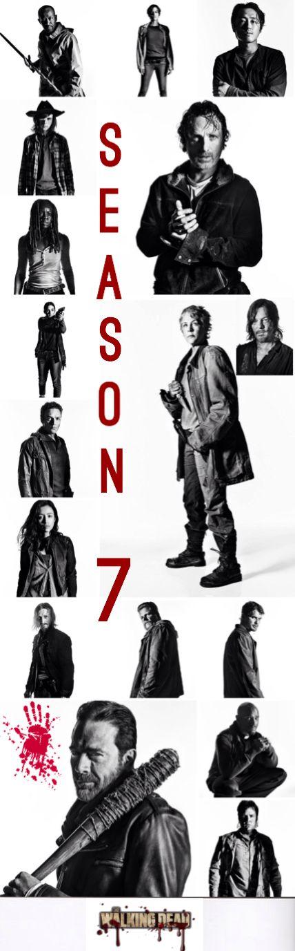 TWD, Season 7