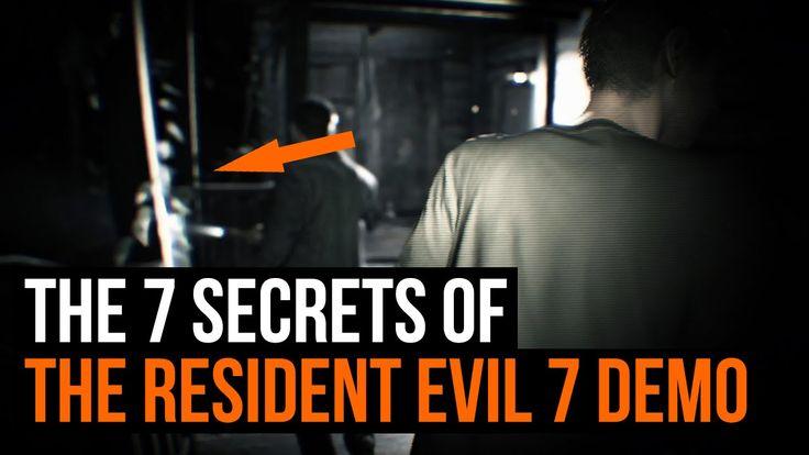 The 7 secrets of the Resident Evil 7 demo