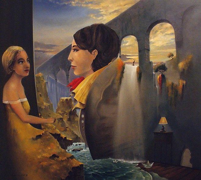 Ship Of Hope by Andrzej Gudanski on ArtClick.ie