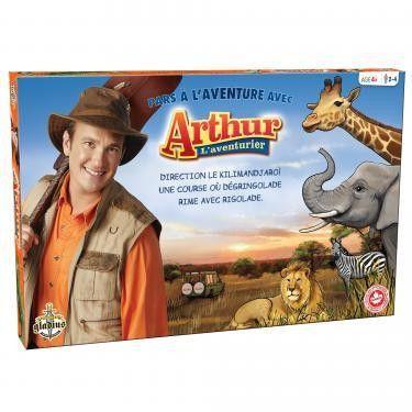 Gladius Arthur l'aventurier - Direction le Kilimandjaro - GLADIUS