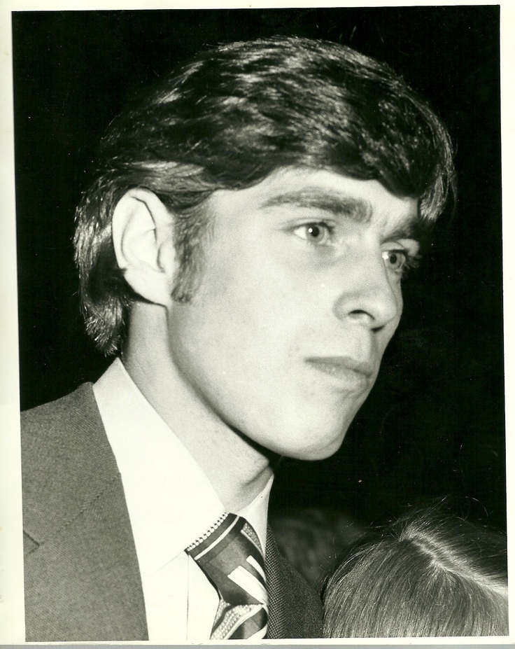 Prince Andrew 1977 Alun Jones