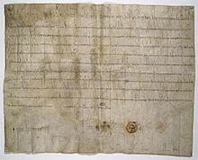 Donation de Pépin le Bref et Bertrade de Laon dans la basilique St-Denis- BERTRADE DE LAON. 2) BIOGRAPHIE. 2.3 LA MORT DE PEPIN (768), 1: Charles et Carloman deviennent tous 2 rois des Francs, le royaume étant partagé entre eux, conformément à la coutume franque. Bertrade s'efforce de garder une certaine influence sur eux. Elle arrange notamment le mariage en 770 de Charles avec DESIREE DE LOMBARDIE mais il la répudie dès 771. Elle tente également de maintenir l'entente entre les 2 frères.