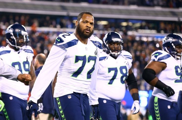michael bennett seahawks | Michael Bennett: Seahawks have best defense 'ever'