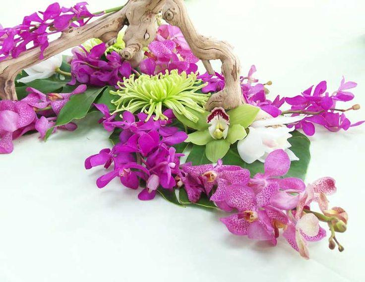 Orchid drift