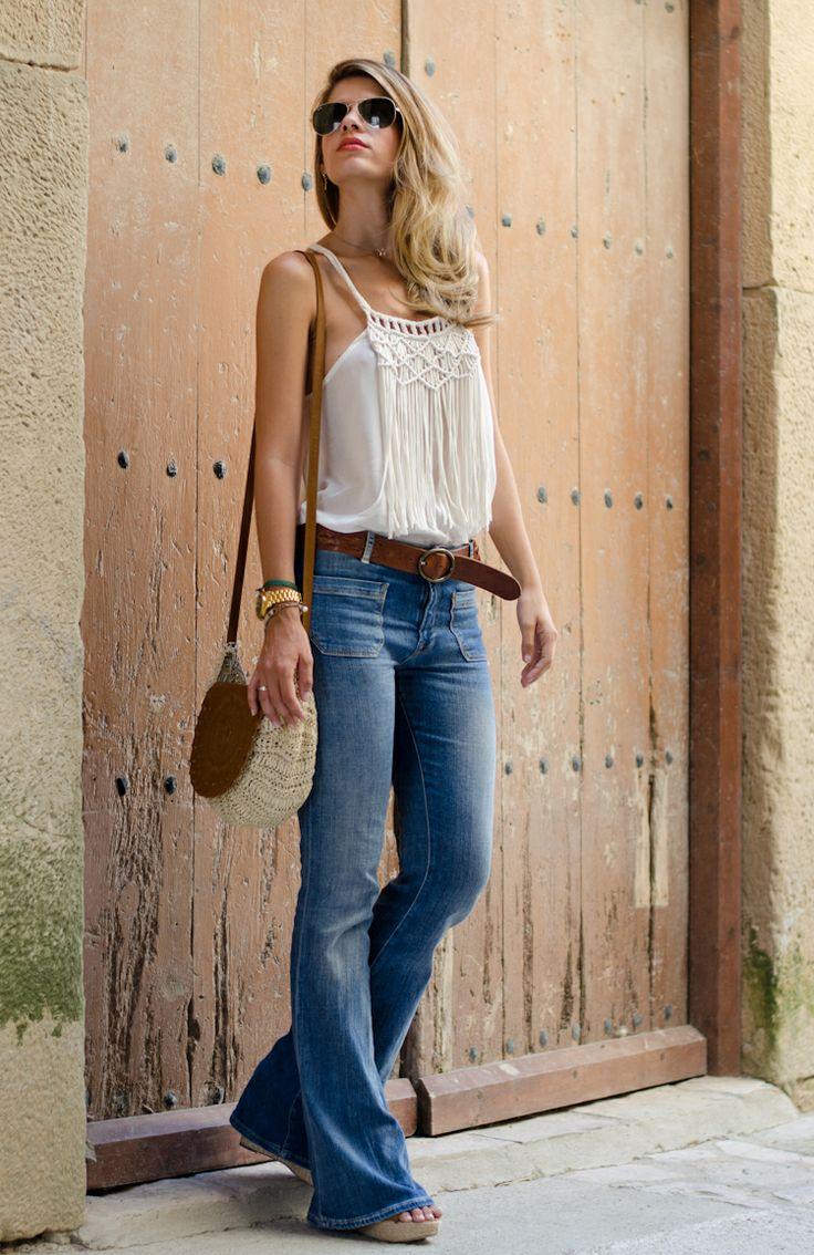 Ms Treinta - Fashion blogger - Blog de moda y tendencias by Alba.: Un Top Diferente