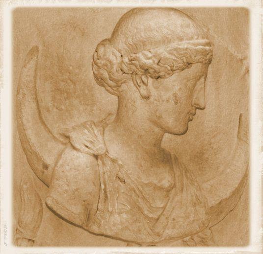 Selene is volgens de Griekse mythologie de Godin van de maan. Zij was de dochter van Hyperion, zuster van Helios (zon) en Eos (dageraad). Zij werd verliefd op de mooie herder Endymion, die door haar in een diepe slaap werd gedompeld, zodat zij hem onafgebroken kon beminnen. Verder zijn er weinig mythen waar Selene in voorkomt.