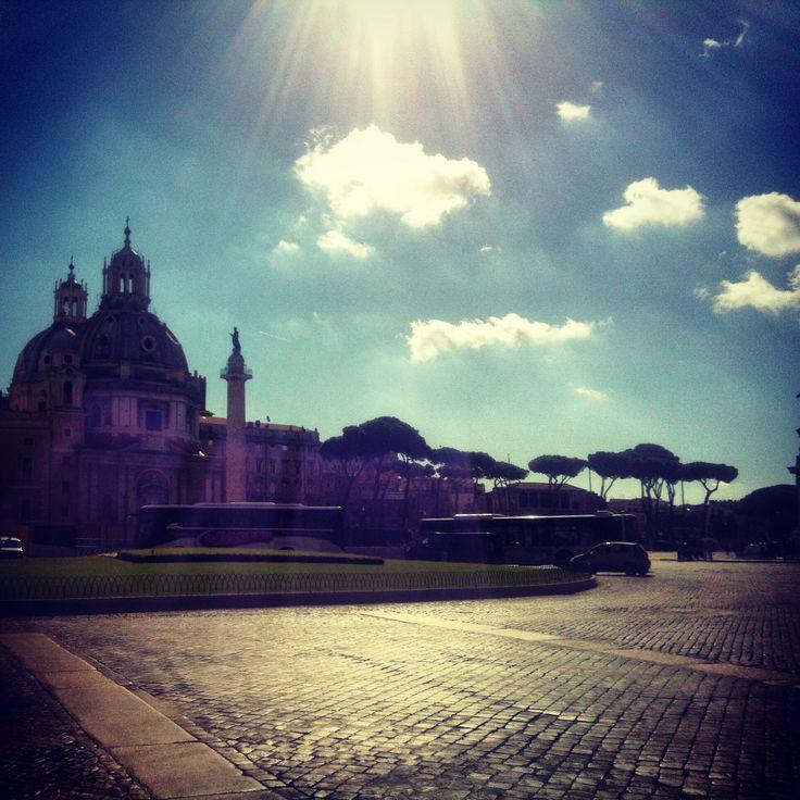 Roma/ piazza venezia