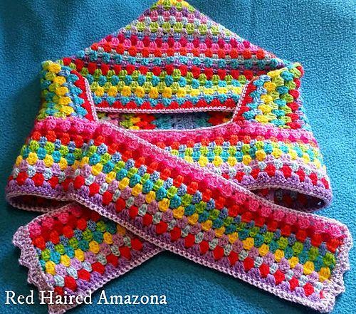 Mejores 37 imágenes de Hooded Scarves en Pinterest | Pañuelos de ...