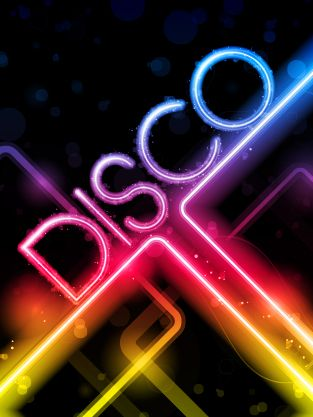 Studio 54 disco party inspiration. Find more party ideas at: http://sparklerparties.com/studio-54/