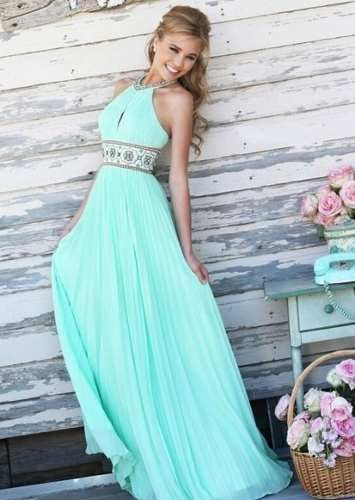 vestido longo chiffon lindíssimo de festa importado