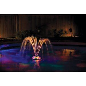 pond lighting ideas. Groovy Solar Garden Pond Lighting Ideas