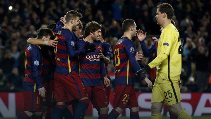 Wojciech Szczęsny: Barcelona to zespół z innej planety